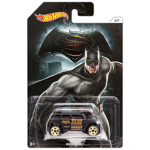 BATMAN VS SUPERMAN - Rockster