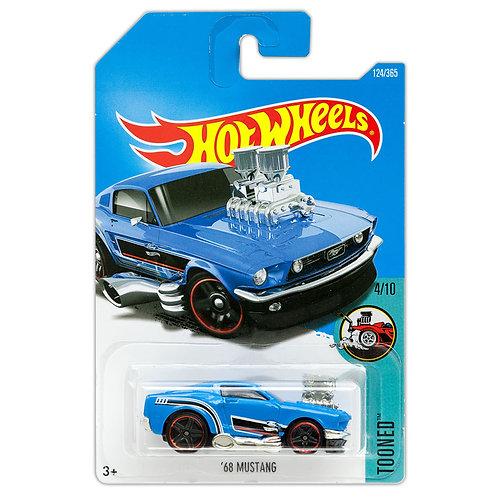 TOONED - '68 Mustang