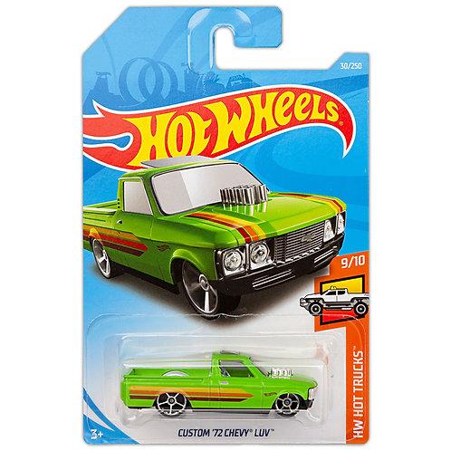 HW HOT TRUCKS - Custom '72 Chevy Luv