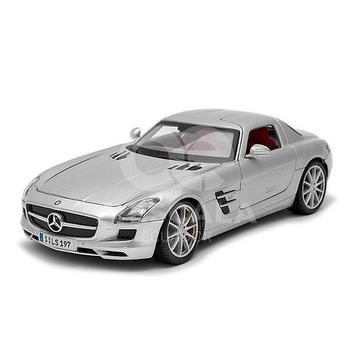 Mercedes-Benz SLS AMG (plata)