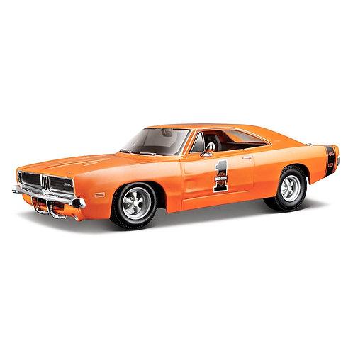 HARLEY-DAVIDSON - 1969 Dodge Charger R/T