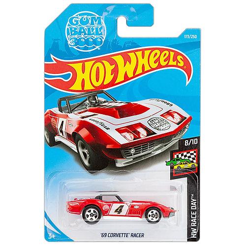 HW RACE DAY - '69 Corvette Racer