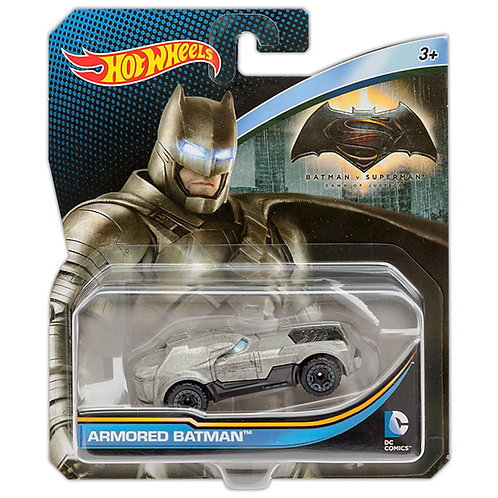BATMAN vs SUPERMAN - Armored Batman