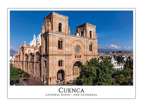 Cuenca - Catedral Nueva I