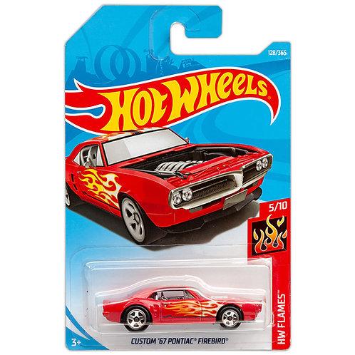 HW FLAMES - Custom '67 Pontiac Firebird