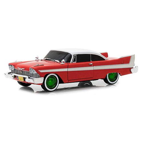 Christine 1958 Plymouth Fury Evil Version