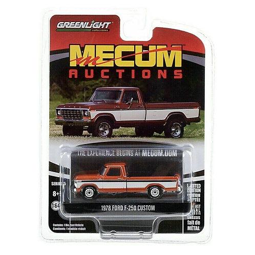 1978 Ford F-250 Custom (Mecum Auctions)