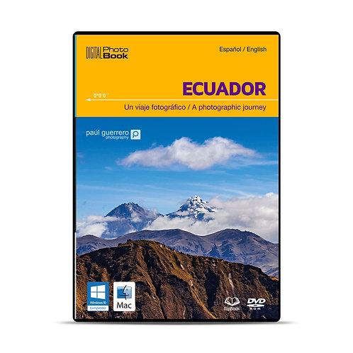 Foto-eBook: ECUADOR - Un viaje fotográfico (Mac/Pc)
