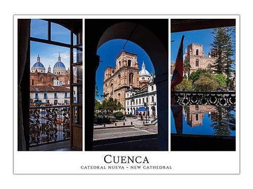 Cuenca - Catedral Nueva IX