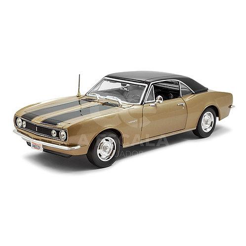 1967 Chevrolet Camaro Z/28 Coupe (gold/negro)