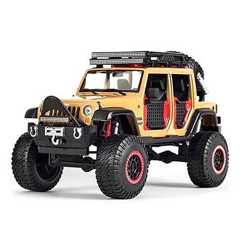 2015 Jeep Wrangler Unlimited (mostaza)