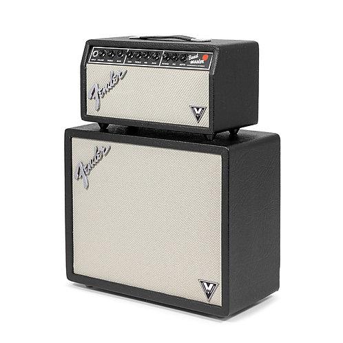 Fender Bandmaster Amp + Cab