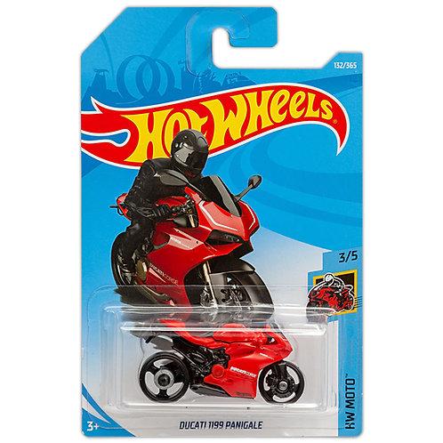 HW MOTO - Ducati 1199 Pingale (Rojo)