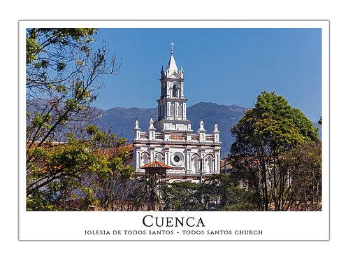 Cuenca - Iglesia de Todos Santos