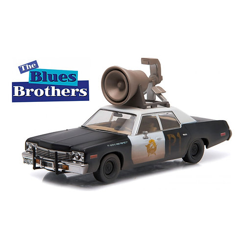 1974 Dodge Monaco (1980) Hollywood 'The Blues Brothers'