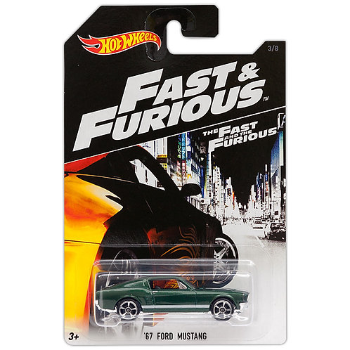FAST & FURIOUS - '67 Ford Mustang