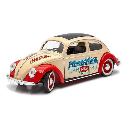 VW Coccinelle 1958 'Coca-Cola'