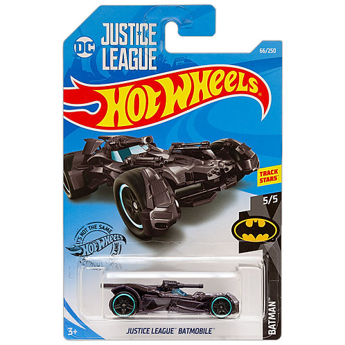 BATMAN - Justice League Batmobile
