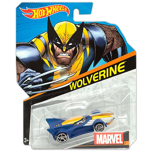 MARVEL - Wolverine (2016)