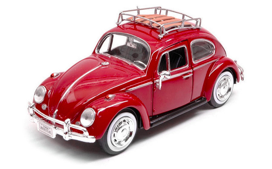 MOTORMAX - 1966 Volkswagen Beetle - Top Luggage Rack