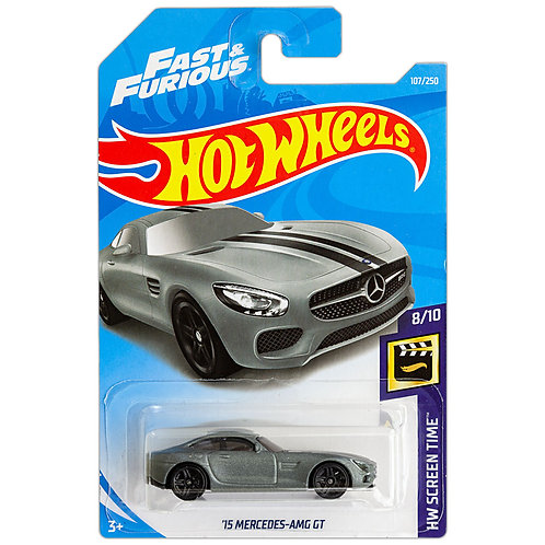 HW SCREEN TIME - '15 Mercedes-AMG GT (Fast & Furious)