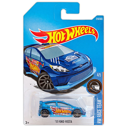 HW RACE TEAM - '12 Ford Fiesta