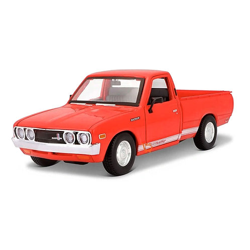 1973 Datsun 620 Pick-Up (rojo)