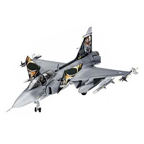Saab JAS-39C GRIPEN - Model-Set (1:72)