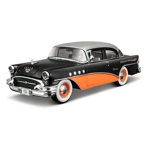 HARLEY-DAVIDSON - 1955 Buick Century