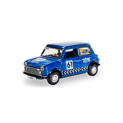 Mini Cooper MK1 Classic Racing #61 (Special Edition)