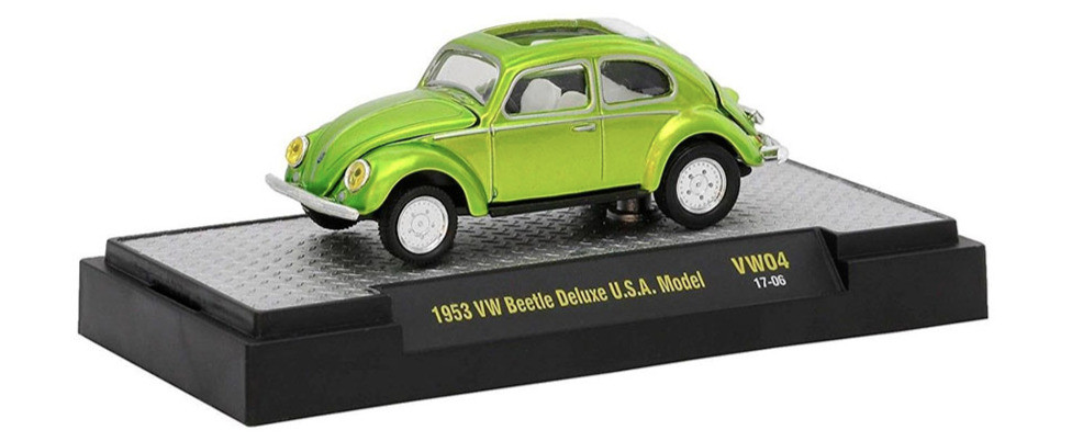M2 - 1953 VW Beetle Deluxe U.S.A. Model