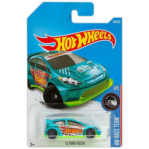 HW RACE TEAM - '12 Ford Fiesta (Verde)