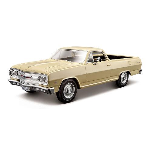 1965 Chevrolet El Camino (Diecast Model Kit)