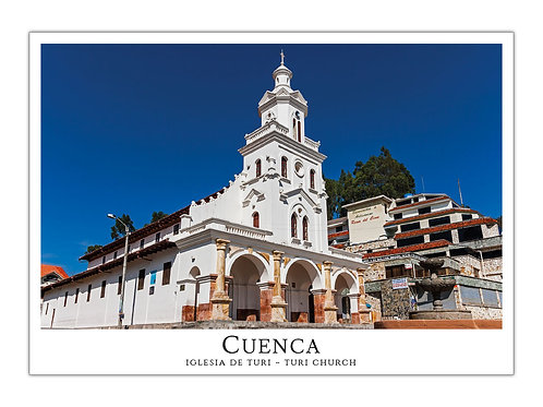 Cuenca - Iglesia de Turi