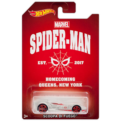 SPIDER-MAN Homecoming - Scoopa