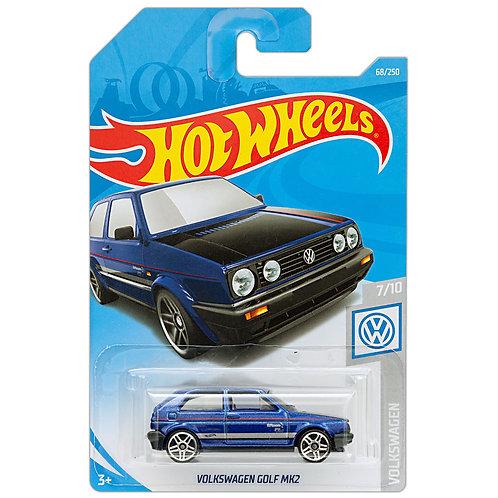 VOLKSWAGEN - Volkswagen Golf MK2 (Azul)