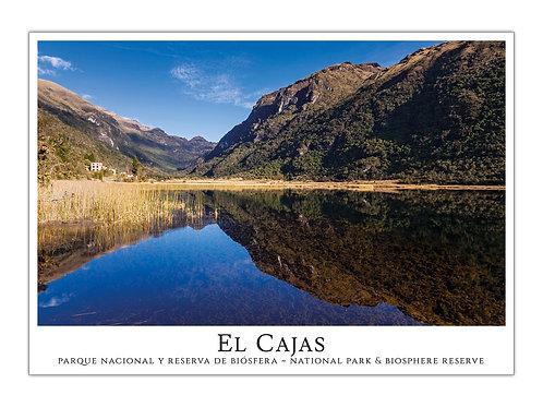El Cajas - Parque Nacional y Reserva de Biósfera I