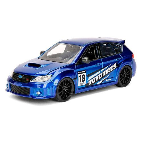 2012 Subaru Impreza WRX STI (azul)