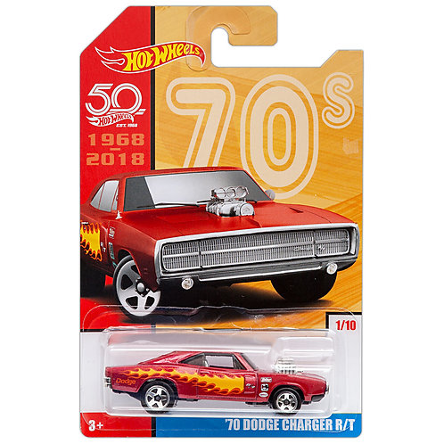 THROWBACK - '70 Dodge Charger R/T