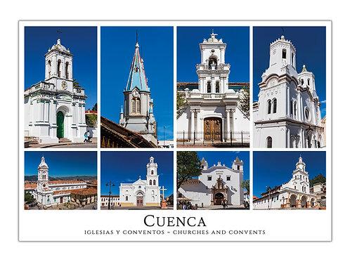 Cuenca - Iglesias y Conventos