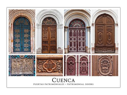 Cuenca - Puertas Patrimoniales