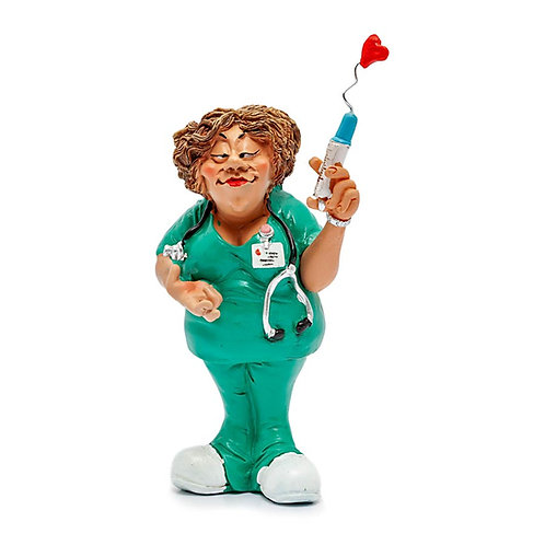 Estatuilla Enfermera Corazón