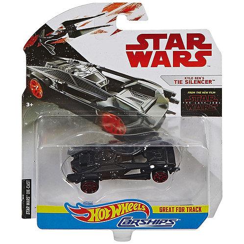 STAR WARS - Kylo Ren's Tie Silencer (The Last Jedi)