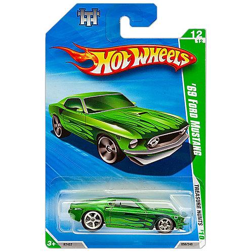 (2010) TREASURE HUNT$ - '69 Ford Mustang