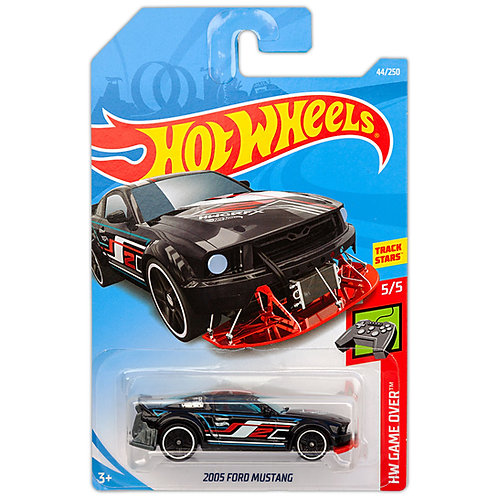 HW GAME OVER - 2005 Ford Mustang