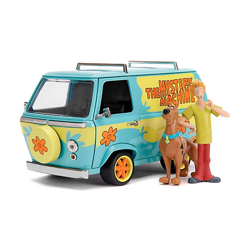 Scooby-Doo - The Mystery Machine with Shaggy & Scooby