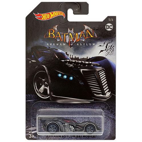 BATMOBILE - Arkham Asylum Batmobile