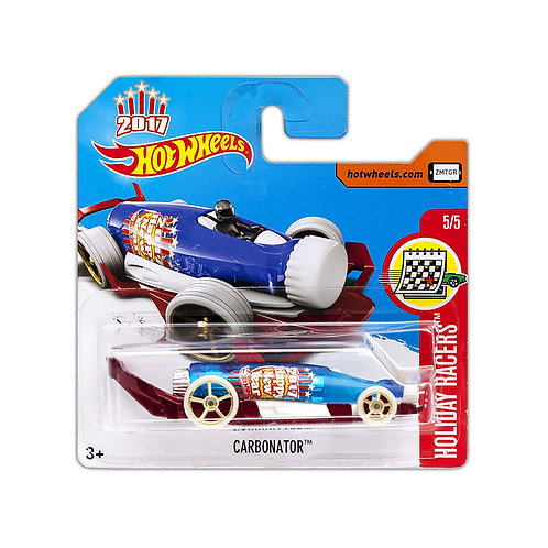 HOLIDAY RACERS - Carbonator