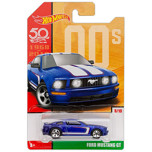 THROWBACK - Ford Mustang GT
