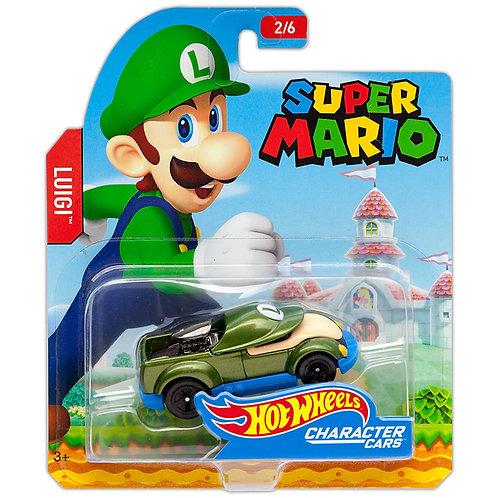 Super Mario - Luigi (2016)